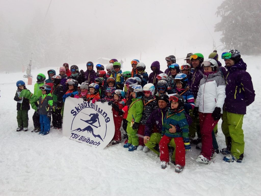 Skikurs 2019 - Abschlussrennen